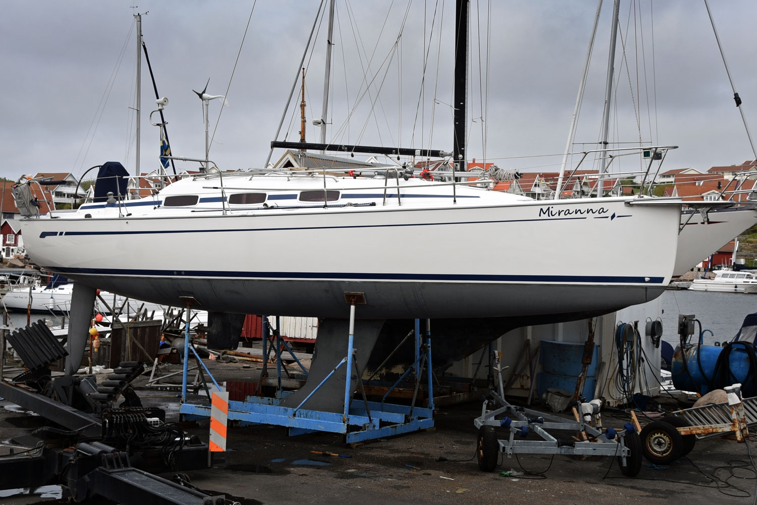 Bavaria 35 Match MKII