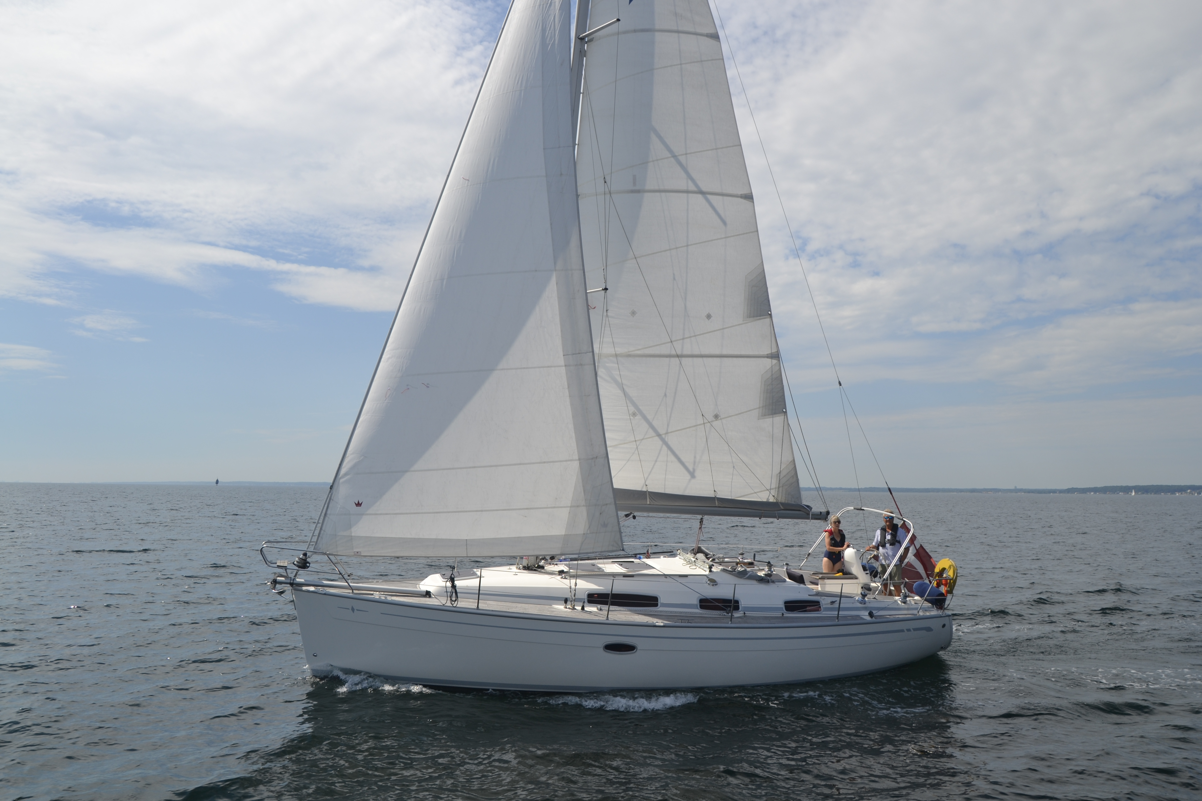 Bavaria 34 Cruiser Solgt / Sold